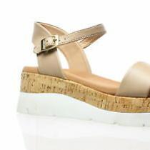Steve Madden Womens Roselita Blush Leather Sandals Size 8.5 (1352520) Photo
