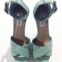 Steve Madden - Xenon Mint Green 6.5m Women's Shoes Photo