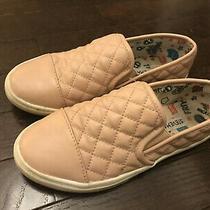 Steve Madden Zaander Slip-on Sneakers Blush Pink Big Girls Size 3 Photo