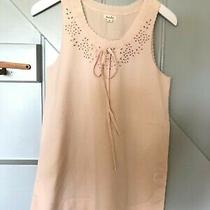 Steven Alan Cotton Embroidered Top Pretty Vanessa Bruno Apc Style S 10 Photo