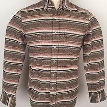 Steven Alan Mens Shirt Size  Xs Heavy Weight Made in Usa Photo