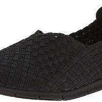 Steven by Steve Madden Women's Cliper Fashion Sneaker Black 7 b(m) Us Photo