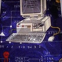 Steven Harris Computer Tie Photo