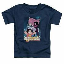 Steven Universe Crystal Gem Flag Toddler T-Shirt Photo
