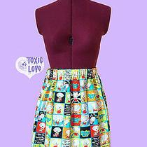 Stewie Comic Skirt (Xs S M L Xl) Handmade Cotton Family Guy Tv Show Griffin Photo