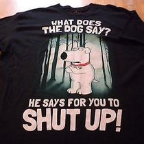 Stewie Griffin Brian Family Guy T-Shirt 2xl Xxl 2x Photo