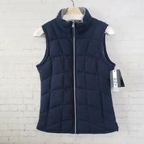 Stitch Fix Andrew Marc Performance Tulley Reversible Down Puffer Vest New Womens Photo