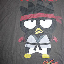Street Fighter Sanrio T-Shirt Nwt - S Photo