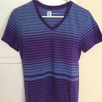 Stripe v-Neck Shirt - Men's Small (Xs) Photo