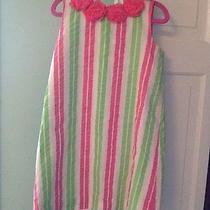 Striped Children's Lilly Pulitzer Dress- Size 6 Photo