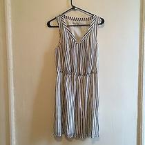 Striped Madewell Sundress Size 6 -Never Worn Photo