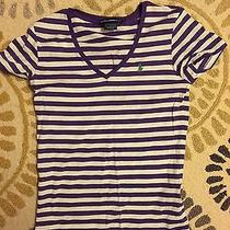 Striped Ralph Lauren Tshirt Photo