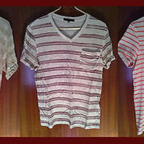 Striped Shirt 3 Pack h&m Forever 21 Small Henley Photo
