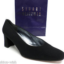 Stuart Weitzman (Black7.5pumps7 1/2heelsshoesevening) Photo