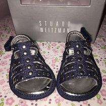 Stuart Weitzman Infant Sandal Photo