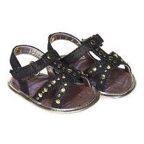 Stuart Weitzman Infant Sandals Size 1 Infant Photo