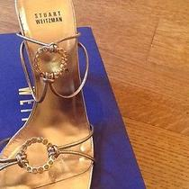 Stuart Weitzman New in Box Size 10 Sandal Photo