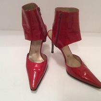 Stuart Weitzman Red Heels Photo