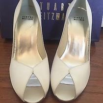 Stuart Weitzman Wedding Shoes Photo
