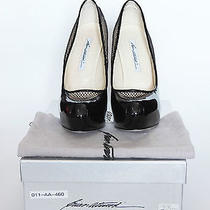 Stunning Brian Atwood Black Pumps Size 39  (As Seen on Victoria Beckham) Photo