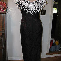 Stunning Jessica Mcclintock Size 4  Vintage Dress Party Formal Prom Photo