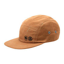 Stussy X Incase Camp 5 Panel in Desert Tan - Diamond Supply Huf Crooks 10 Deep Photo