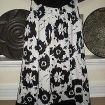 Style & Co  Black and White Dress  4 Photo