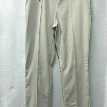 Style & Co Khaki Beige Stretch Pull on Pants Women's Sz Petite Medium Pm Photo
