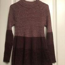 Style & Co Long Sleeve Tunic Sweater Size Xl Photo
