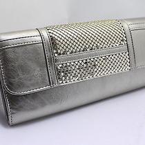 Style & Co. Metallic Gold Metal Mesh Clutch Evening Minibag  34.98 Photo