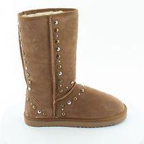 Style & Co New Bolted Brown Womens Shoes Size 9 M Boots Msrp 75 Photo