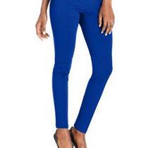 style&co. Petite Pants Skinny-Leg Ponte-Knit Leggings Pm Photo