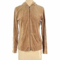 style&co Sport Women Brown Zip Up Hoodie Xs Photo
