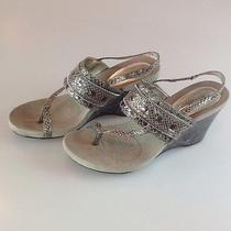 Style & Co Wedge Sandals Louise Size 8 M Photo