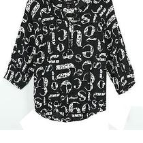 style&co. Women's Art of Contrast  Top Photo