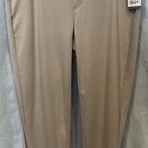 style&co Women's Beige Comfort Waist Stretch Cropped Capri Leggings Plus Size 0x Photo