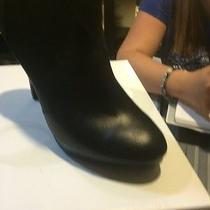 Style & Co Women's Boot Size 8.5 / Style Sizzleblk. Like New With Box Photo