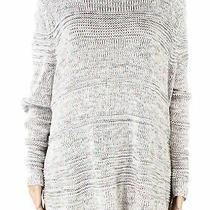 Style & Co. Womens Sweater Beige Size 0x Plus Rainbow Speckled Knit 59- 090 Photo