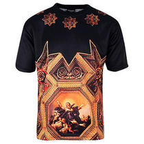 Sublimation Shirt Underated Tee Graphic Size Small Print Givenchy  Versace Photo