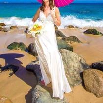 Sue Wong  Beautiful Wedding Dress/prom Dress Size 4 Photo