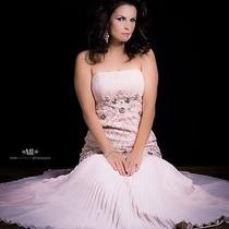 Sue Wong Evening Gown Holiday Bridal Gatsby Photo