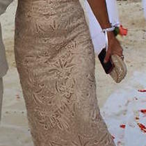 Sue Wong v-Neck v-Neck Embroidery & Bead Overlay Gown Photo