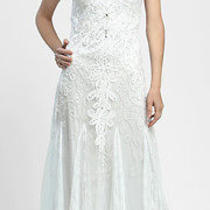 Sue Wong Wedding Dress - Nocturne - N4164  - Size 6 Photo