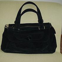 Suede Gap Handbag Photo