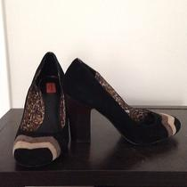 Suede Pumps by Missoni for Target Photo