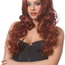 Sultry Wig in Natural Red Photo