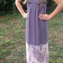 Summer Boho Maxi Dress Photo