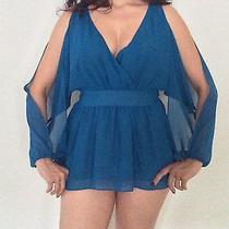 Summer Dress by Bebe Size Xs Photo