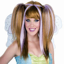 Summer Fairy Lilac Fantasy Wig Photo