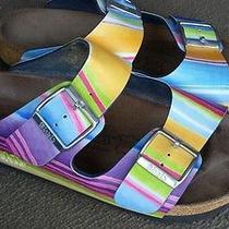 Summer Fun Birki's by Birkenstock in Women's Size 6 Photo